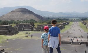 #3# MEXIQUE, l'épreuve du feu