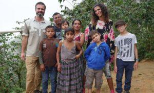 #6# GUATEMALA, Centre, rencontre avec les producteurs de cacao et café