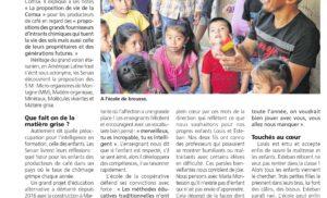 La Gazette Centre Morbihan : le rendez-vous mensuel des aventures de la Permaculture Family – le Honduras