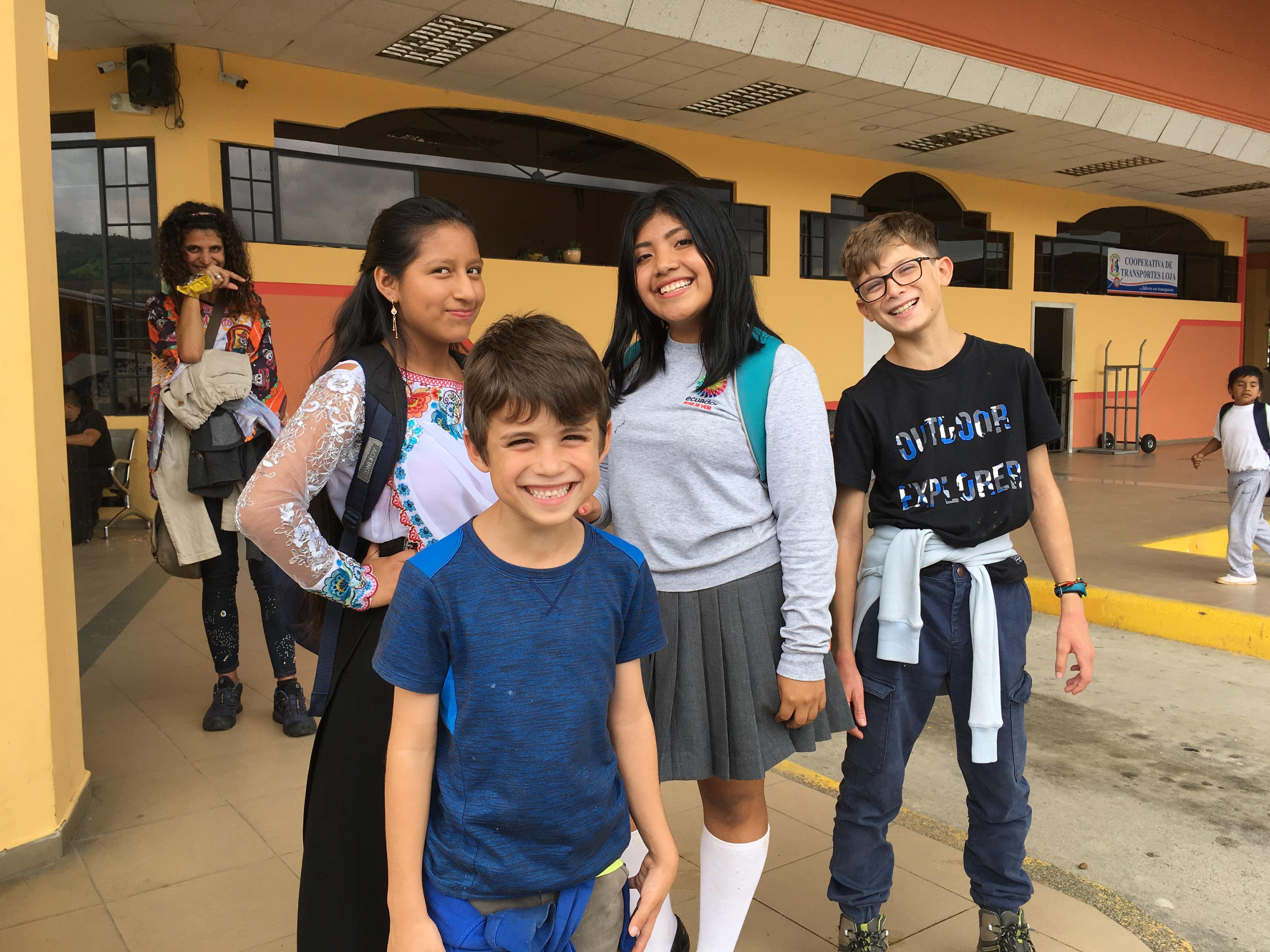#15# EQUATEUR, de Cuenca, la cordillère des Andes à l'Amazonie
