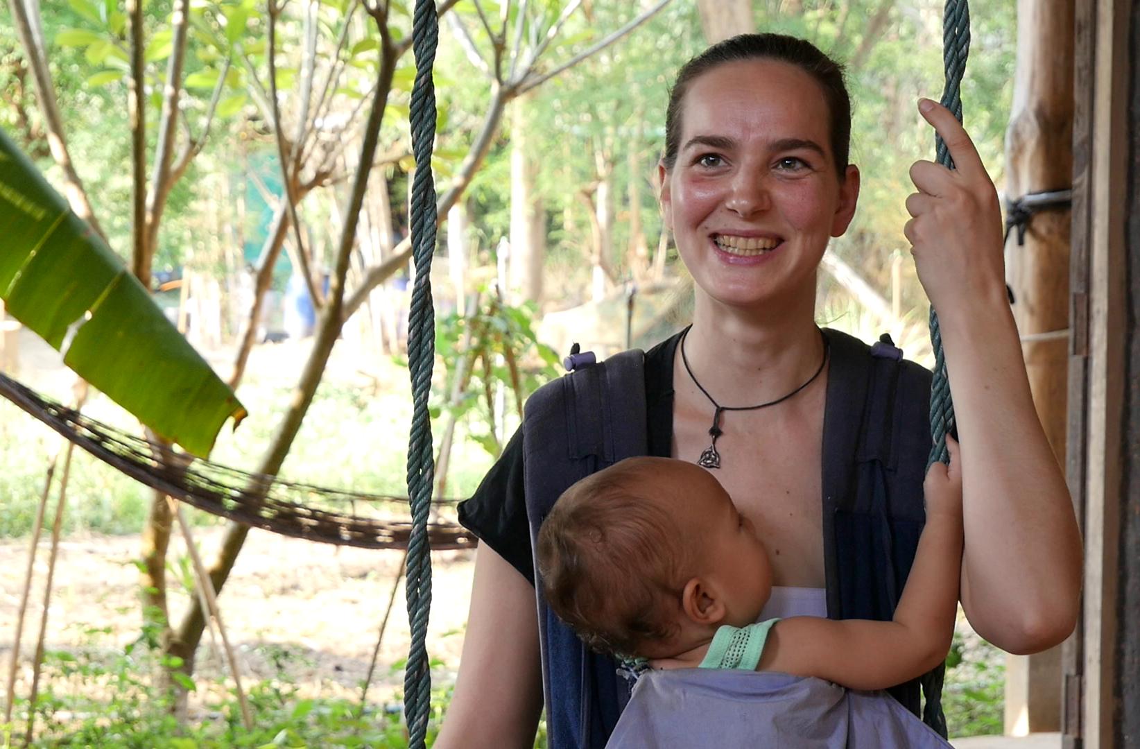 VIDEO THAILANDE # RESTART THE COMMUNITY, Panya Project, Permaculture Education Center, Thailande