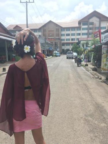 Alexa dans les rues