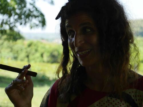 Alexa y le cigare, Vinales