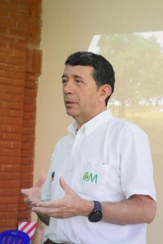 Andres, gérant Manduvira