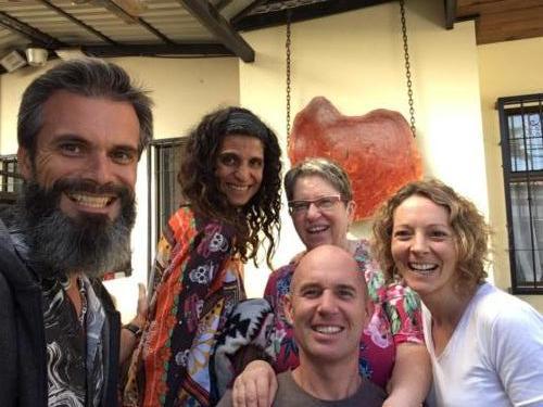 Avec Emilie et Peter San José