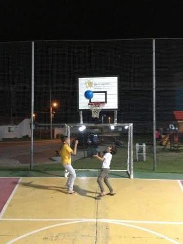 Basket enfants