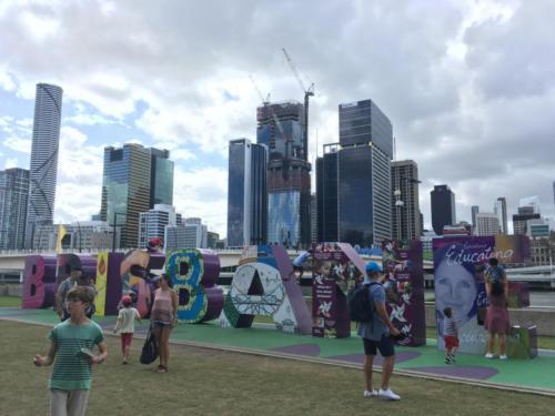 Brisbane centre