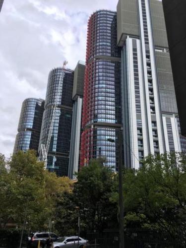 Building Sydney