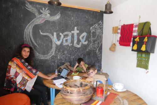 Café internet, Coban