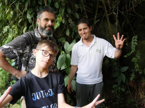 Carlos, notre guide