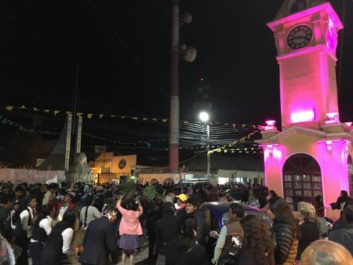 Carnaval Uyuni