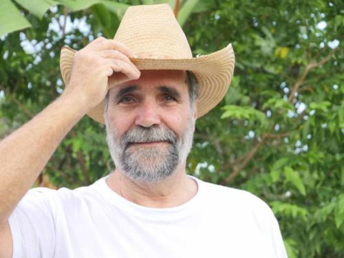 Casimiro, le père, Finca del medio