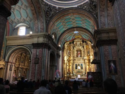 Cathédrale, Quito