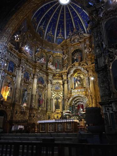 Cathédrale, Quito (2)