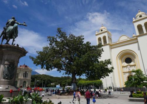 Cathédrale San Salvador