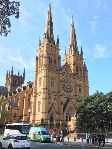 Cathédrale Sydney