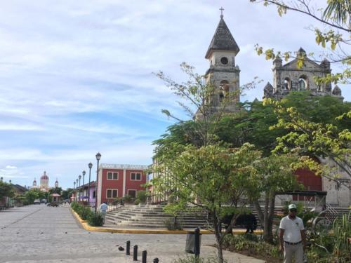 Iglesia de Guadalupe Granada