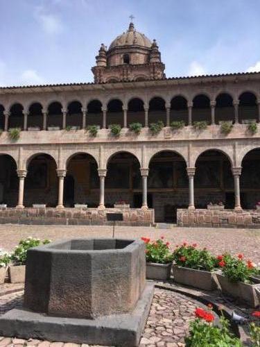 Centre du monde, Musée Incas, Cusco