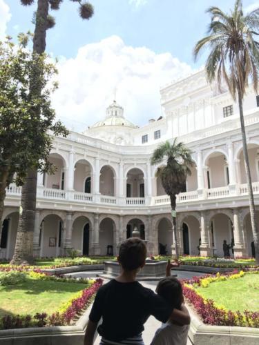 Centro Cultural Metropolitano, Quito
