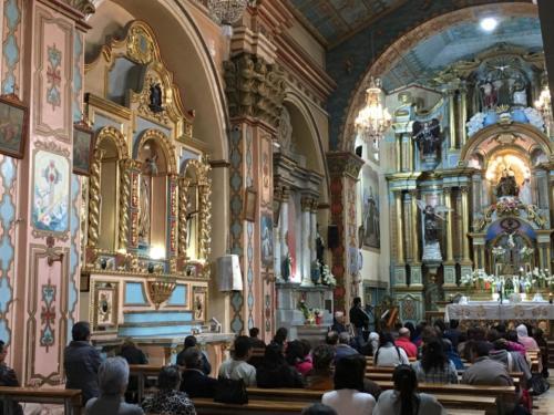 Chapelle Cuenca
