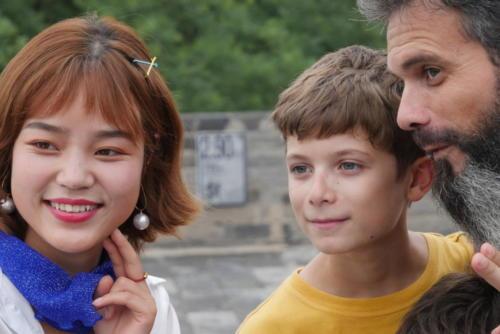 Chinese girl selfie (2)