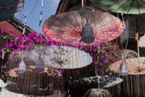 Chinese ombrella