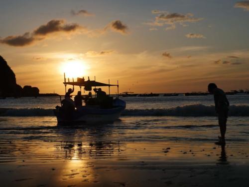 Coucher soleil San Juan del Sur 2