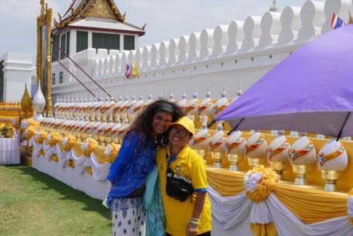 Couronnement Roi de Thaïlande, Bangkok (1)