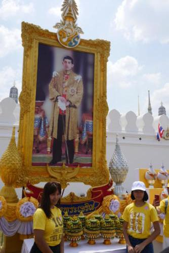 Couronnement Roi de Thaïlande, Bangkok (4)