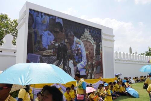 Couronnement Roi de Thaïlande, Bangkok (5)