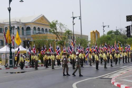 Couronnement Roi de Thaïlande, Bangkok (6)
