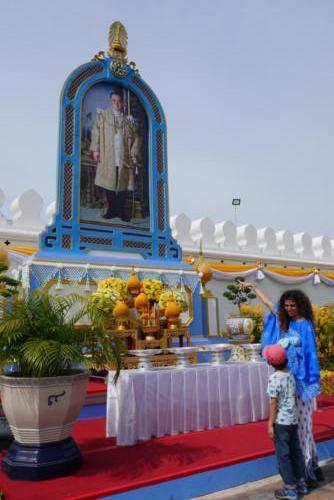 Couronnement Roi de Thaïlande, Bangkok (7)