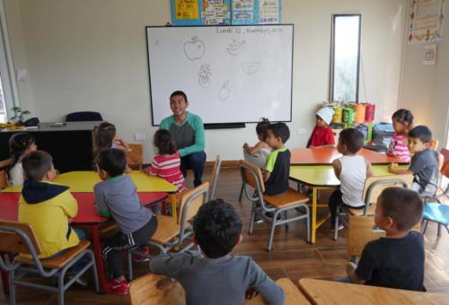 Cours de Français CIS