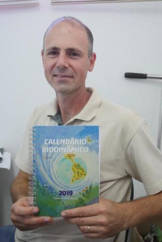 Daniel, l'agronome biodynamique
