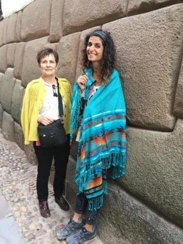 Dans les rues de Cusco