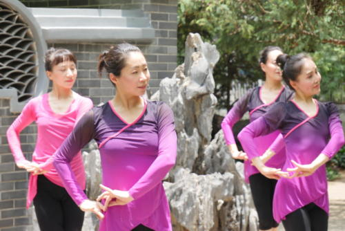 Danse au Green Lake Park (2)