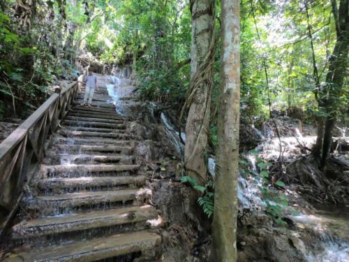 Descente de cascade