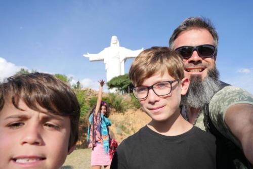 Devant le Christ