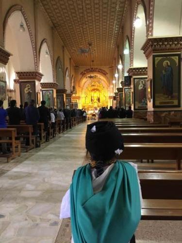 Eglise, Otavalo