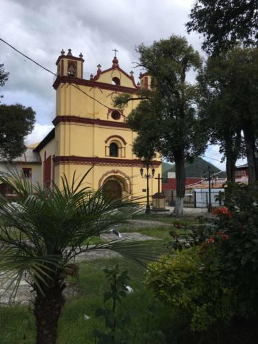 Eglise San Cristobal de las Casas