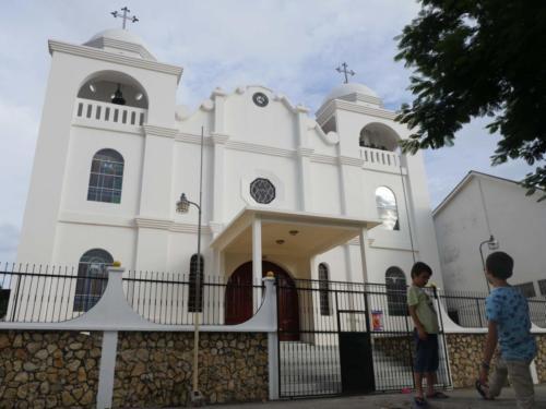 Eglise de Flores, Guatemala