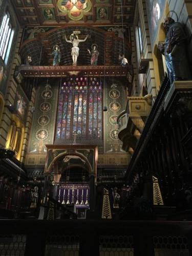 Eglise de l'Abbaye Saint Benoît