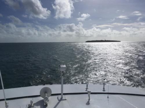 En route pour Green Island (2)