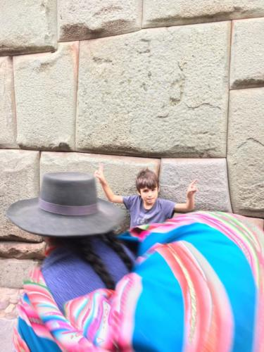 Esteban, Cusco