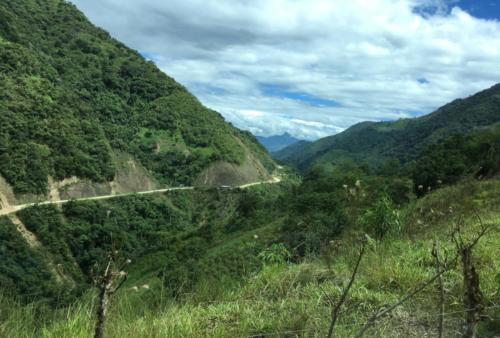Extrême sud Equateur
