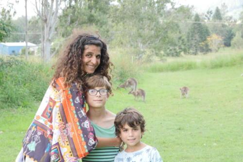 Family Kangourou