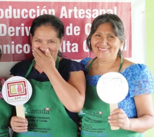 Femmes Association Cacao Norandino