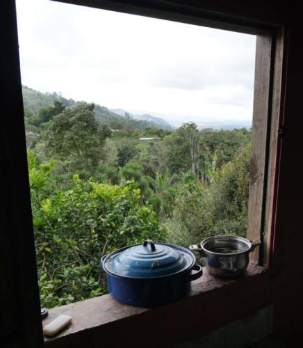 Fenêtre sur Marcala