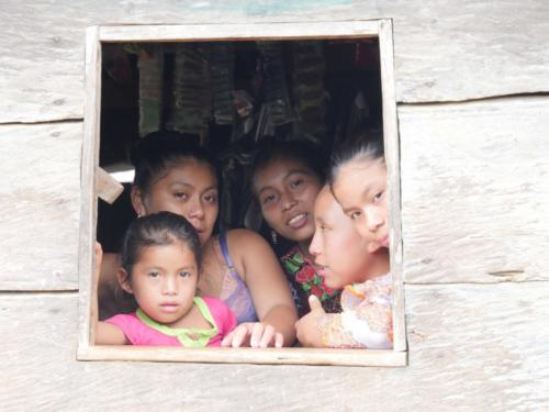 Fenetre sur Guatemala