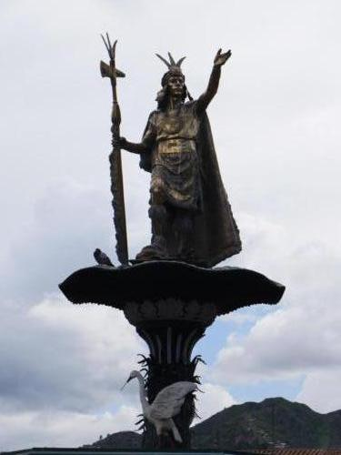 Fontaine Tupac Amaru, Cusco